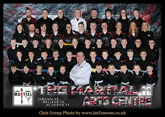 The Martial Arts Centre - Thursday 20th & Friday 21st February 2020 - Peterlee