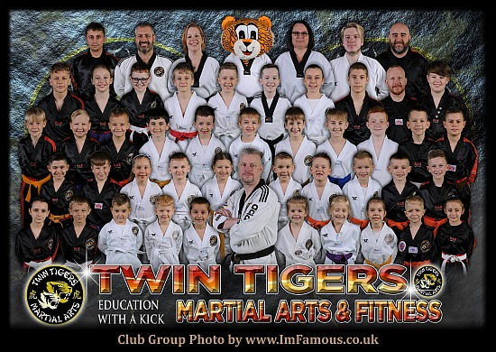 Twin Tigers Martial Arts & Fitness - Club Shoot - Thursday 15th October 2020